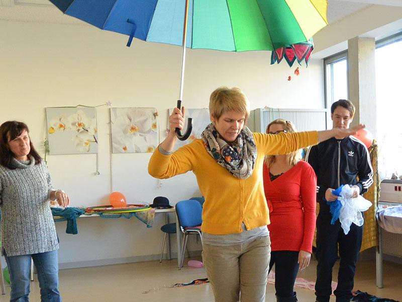 Tanzprojekt Hohenbrugg